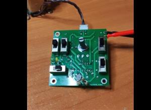 jfet-test (attachment to a voltmeter to measure the parameters of jfet)