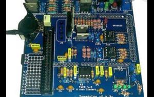 speeduino board layout v0.4.3.c