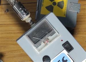 Geiger detector