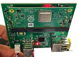 Embedded Raspberry Pi Compute Module IOT Board