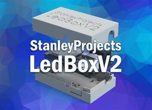 LedBox V2 | StanleyProjects.com
