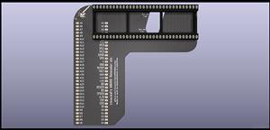 Amiga 500 Enhanced CPU Relocator