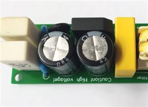 Power supply filter (Lamm filter)