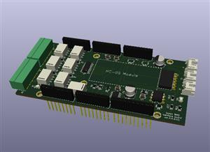 Green BMS Interface board v.0.1