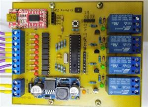 Construye tu propio Micro PLC con Arduino UNO