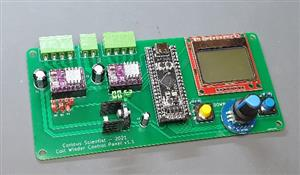 Coil Winder PCB