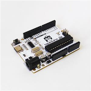 Topeduino - DIY Arduino Uno USB Type-C use Solder Paste Stencil