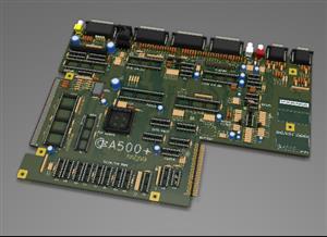 Commodore Amiga 500 +
