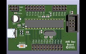 AVR Dev Board