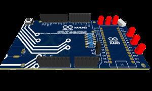 Arduino Nanuno (Through hole version)