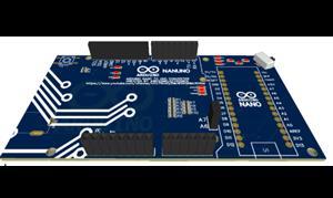 Arduino Nanuno (Surface Mount version)