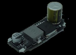 DC/DC buck converter XL7035 (10-80V, 5V@1A) with enable pin, small dimension 45x18mm