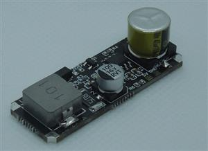 DC/DC buck converter XL7046 (10-80V, 5V@1A) with enable pin, small dimension 44x16mm