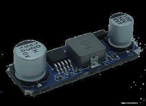 DC/DC buck converter XL7015 (10-80V, 5V@0.8A), small dimension 44x16mm