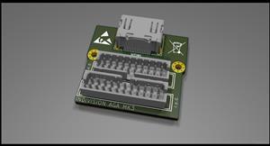 Amiga 600/1200 RF Module V1