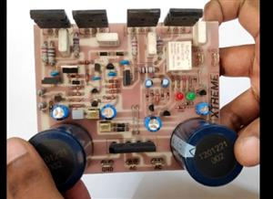 200 Watts mono amplifier Board